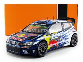 VOLKSWAGEN POLO WRC - TOUR DE CORSE 2016