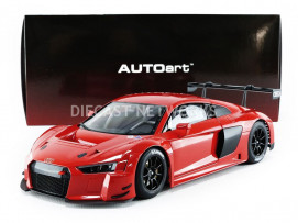 AUDI R8 FIA GT GT3 - PLAIN BODY ROUGE 2016