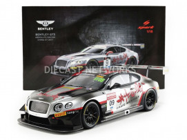 BENTLEY CONTINENTAL GT3 - CHINA GT 2017