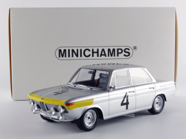 BMW 1800 - WINNER 24H SPA 1965