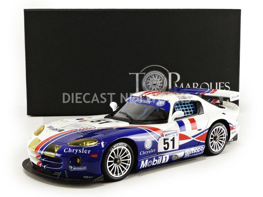 DODGE VIPER GTS-R ORECA - LE MANS 1999