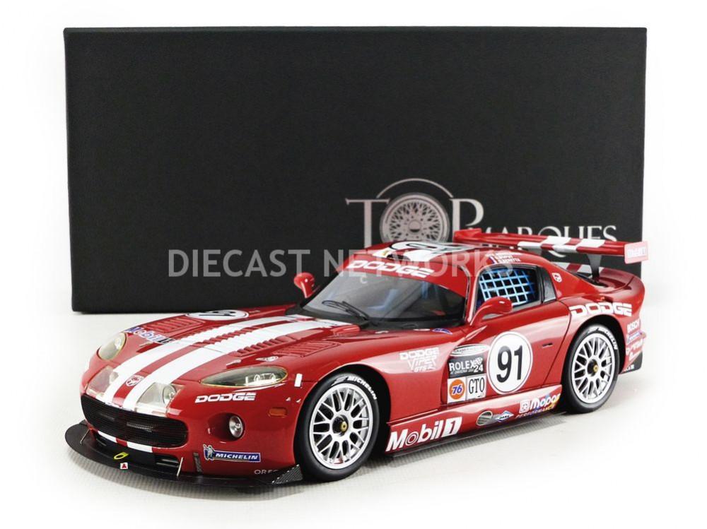 DODGE VIPER GTS-R ORECA - DAYTONA WINNER 2000