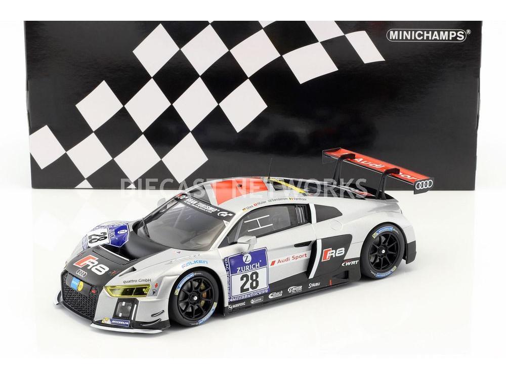 Audi R8 Lms Ultra Winner 24h Nurburgring 2015