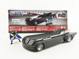 BATMOBILE BATMAN - AMINATED TV SERIES - AVEC FIGURINE
