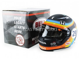 CASQUES F. ALONSO - INDY 500 2017