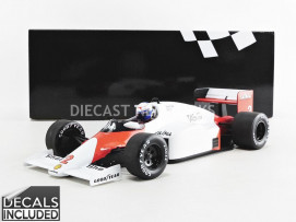 MC-LAREN MP4/2B - WORLD CHAMPION 1985