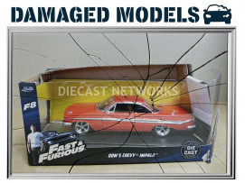 CHEVROLET IMPALA - FAST AND FURIOUS 8 - JADA TOYS 98426R