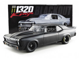 CHEVROLET NOVA - 1320 DRAG KINGS - BLACKOUT - 1969