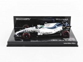 WILLIAMS MERCEDES FW40 - LAST GP ABU DHABI 2017